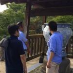 日本各地の伝統工芸産地の方々と交流